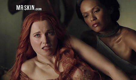 همجنسگرا قفقازی خود را با یک اسباب بازی جنسی در مقعد فیلم س هندی می بیند